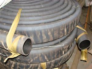 水冷电缆胶管@外包石棉水冷电缆胶管@水冷电缆胶管厂家DN76mm准备发货