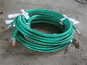 高压耐火隔热软管@高压耐火软管总成@高压耐火软管厂家已发货出口国外。
