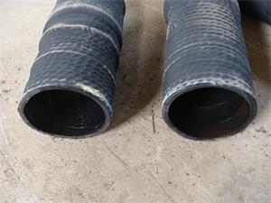 大口径钢丝胶管