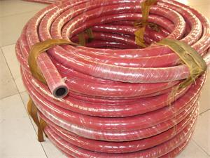 红色耐温胶管