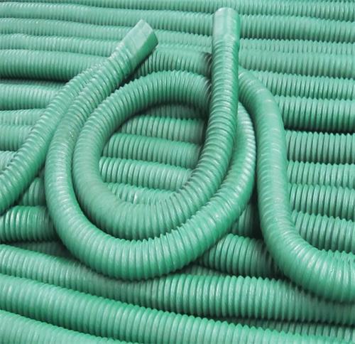 伸缩橡胶管