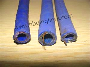 钢丝硅胶管