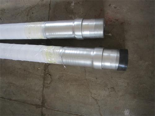 3寸胶管4寸接头钻探胶管